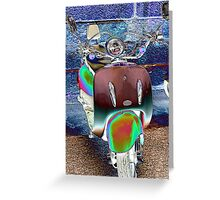 Scooty... Greeting Card