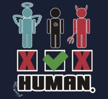 HUMAN by TheVarsity