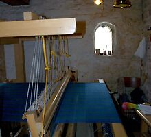 The Flax Mill..The Loom by oulgundog