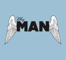 The Wing Man by webart