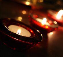 Candle Holders by Matt Stringer