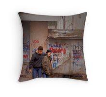 Children of Sarajevo - Sarajevo Bosnia Throw Pillow