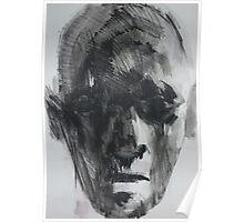 Imaginative Portrait(Carbon Study)1 Poster