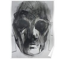 Imaginative Portrait(Carbon Study)2 Poster