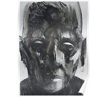 Imaginative Portrait(Carbon Study)3 Poster