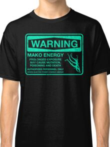 Warning: Mako Energy Classic T-Shirt