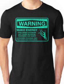 Warning: Mako Energy Unisex T-Shirt