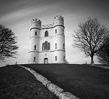 White Tower - Haldon Exeter by Keith  Aggett