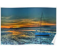 Poole Harbour Poster