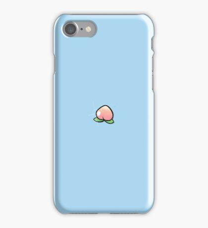 Peachy Keen - Borderless iPhone Case/Skin