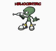 Heliocentric Alien Mens V-Neck T-Shirt