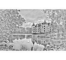 Glucksburg Castle Photographic Print