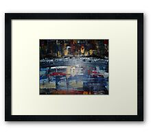 Society Hill  Framed Print