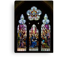The Church of St Michael ~ Beer, Devon Canvas Print