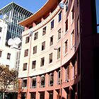 Wellington City Council Head Office by wgtonlifeart