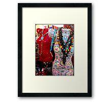 Fantastic Female Forms Framed Print