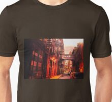 New York City Street Unisex T-Shirt