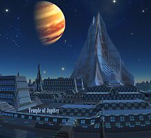 Temple of Jupiter by AlienVisitor
