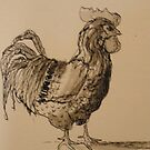 Little Rooster by Kay Hale