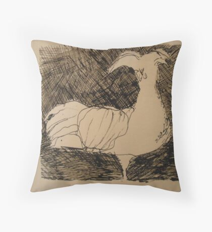 TopHat Throw Pillow