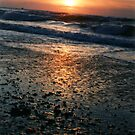 Another boring Sea Sunset by ASSA