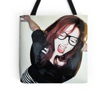 Scream Life Tote Bag