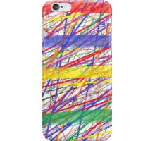 Chaos of Colors iPhone Case/Skin