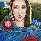 Our Lady of Australia by Tahnja
