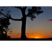 Living On the Overlook Photographic Print