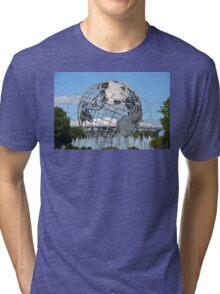 The Unisphere 2015 Tri-blend T-Shirt