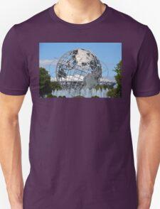 The Unisphere 2015 Unisex T-Shirt