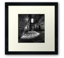 From Above... Framed Print