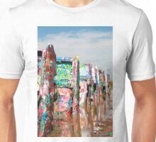 Cadillac Ranch, Amarillo, TX Unisex T-Shirt