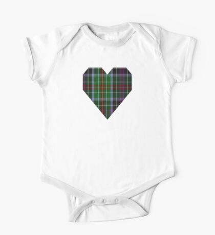00669 Nashotah House Commemorative Tartan  One Piece - Short Sleeve