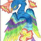 Phoenix Passion by kellaybaybay