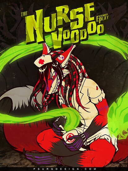 NURSE VOODOO by psurg