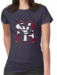 9er in NY Womens Fitted T-Shirt