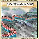 Great Waldo Of China by Rick  London