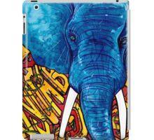Nyumbani Graffiti Elephant iPad Case/Skin