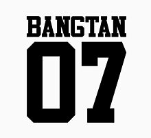 BTS/Bangtan Boys Jersey Style w/Number Men's Baseball ¾ T-Shirt