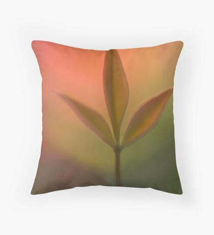 'scuse me while i kiss the sun, iii Throw Pillow