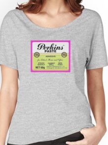 Paste with Perkins Women's Relaxed Fit T-Shirt
