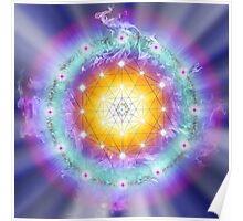 Sacred Geometry 28 Poster