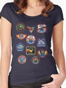 Patch Me Women's Fitted Scoop T-Shirt