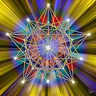 Sacred Geometry 33 by Endre