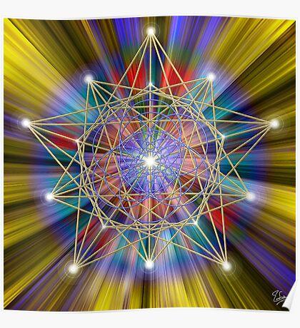 Sacred Geometry 33 Poster