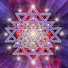 Sacred Geometry 35 by Endre