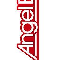 Angel Beats! logo by Fudgepops