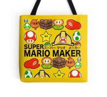 Super Mario Maker Tote Bag