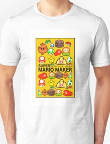 Super Mario Maker T-Shirt